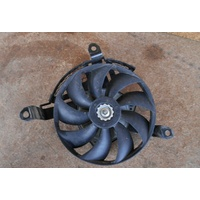 2010 Suzuki SFV650 Gladius - Radiator Thermo Cooling Fan / 17800-44H00